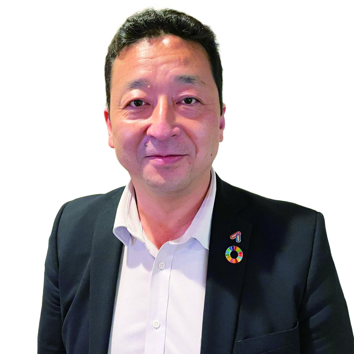 株式会社社長の右腕<br /> 代表取締役 高橋 隆弘