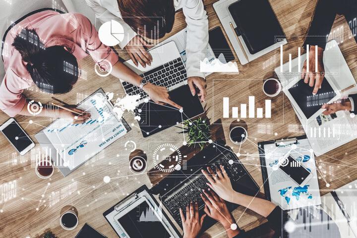 企業の課題から導くデジタル化の目的とは